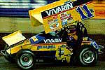 Selma Shell/Vivarin Racing Sprint Car