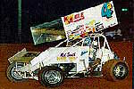1993 Rookie of the Year Sprint Car