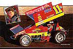 Selma Shell Racing Sprint Car